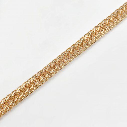 Золотий браслет Кардинал