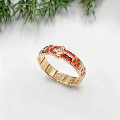 Золотий перстень вервиця