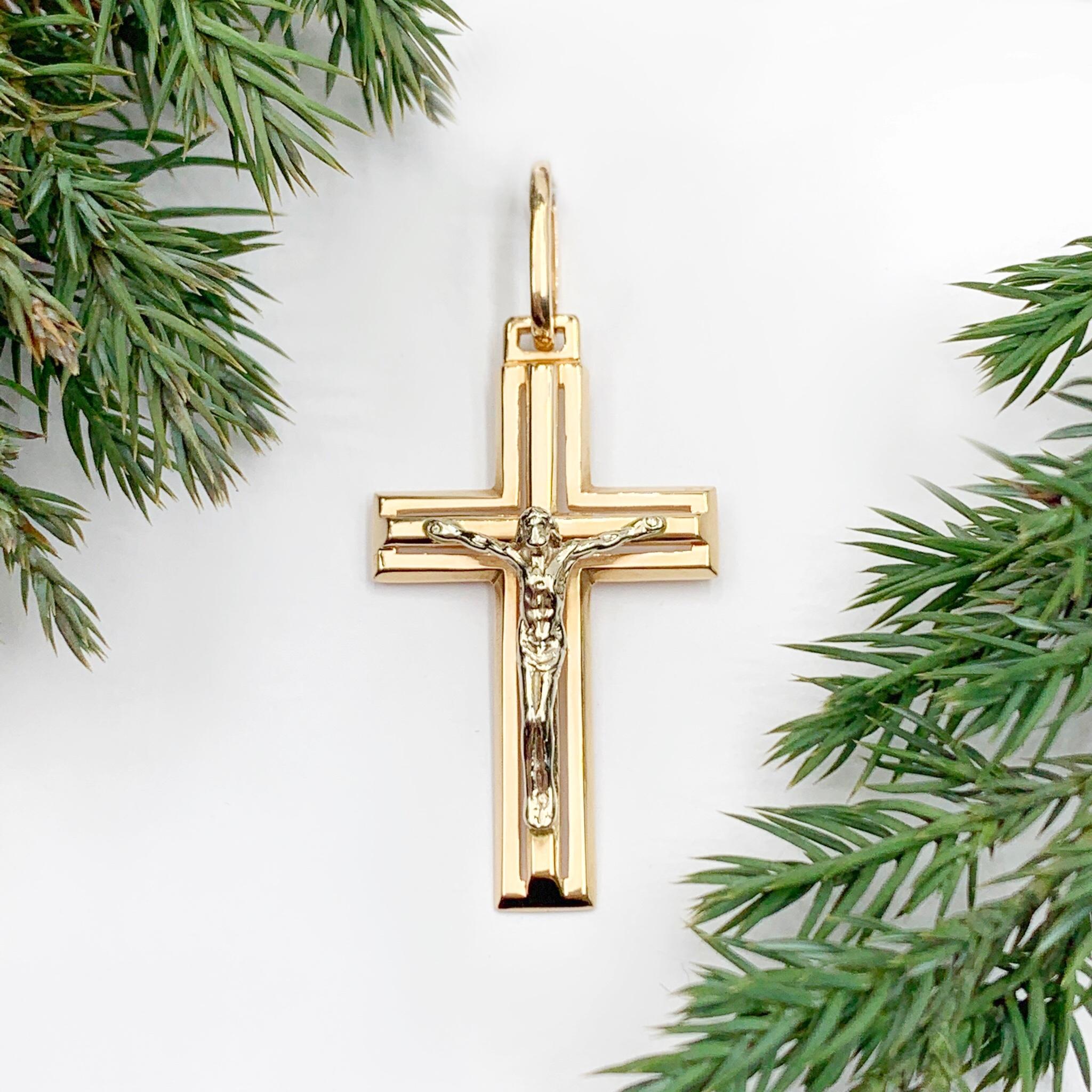 Золотий хрестик