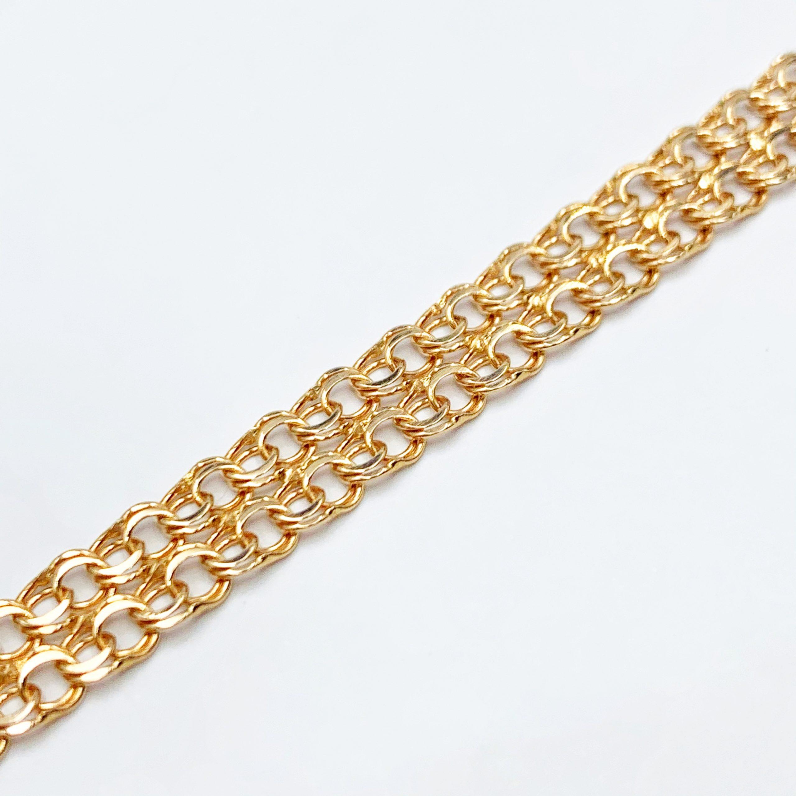 золотий браслет Бісмарк